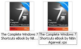 「The Complete Windows 7 Shortcuts」完整介紹 Windows 7 快捷鍵的免費電子書