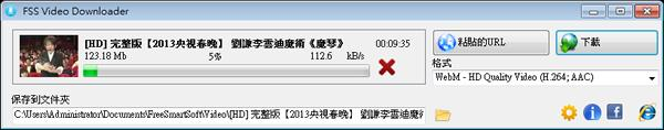 FSS Video Downloader - YouTube 影片下載
