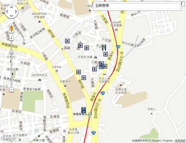 FSS Google Maps Downloader 將 Google 地圖轉為 JPEG 圖片檔